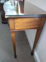 Two Drawer Hall Table (4 of 7)