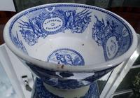 An Extremely Rare Pottery Napoleon Propaganda B&w Commemorative Bowl C.19thc (8 of 12)