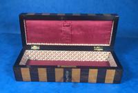William IV Apple & Rosewood Glove Box (8 of 9)