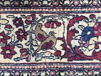Antique Isfahan Rug (10 of 10)