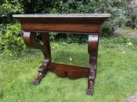 French Louis Philippe Console Table (6 of 7)