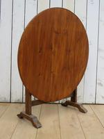 Antique Vendange Wine Tasting Table (8 of 9)