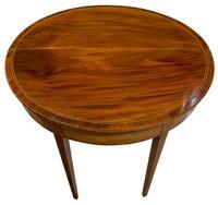Beautiful 18th Century Mahogany Tea Table (3 of 6)