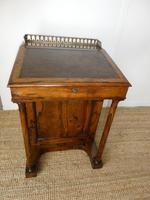 Fine English Regency Davenport Desk (14 of 14)