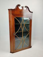 Pair of Glazed Corner Cupboards (5 of 7)