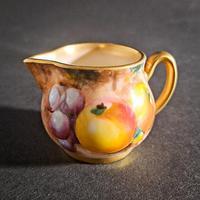 Royal Worcester Miniature Fruit Jug (5 of 6)