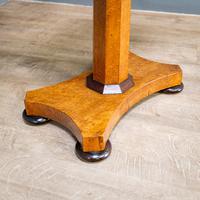 Bird's Eye Maple Folding Table (10 of 12)