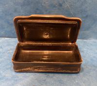 Victorian Horn & Tortoiseshell Snuff Box (12 of 13)