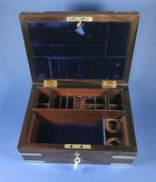 Georgian Brassbound Rosewood Medicine Box (20 of 25)