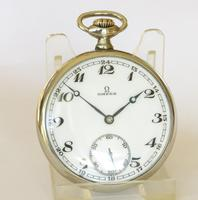 Omega Pocket Watch c.1925 (2 of 5)
