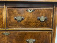 Lovely Antique Burr Walnut Chest of Drawers (5 of 14)