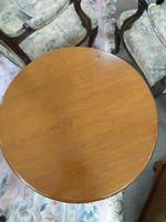 Elm George III Tilt Top Table (2 of 4)