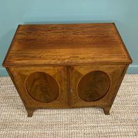 Quality Edwardian Mahogany Antique Cabinet (4 of 6)