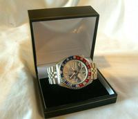 Vintage Wrist Watch 1987 Seiko Diver Mod Great Wave Of Kanagawa Pepsi Bezel Fwo (7 of 12)