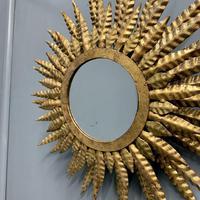 55cm 3 Tier Spanish Sunburst Mirror (4 of 6)
