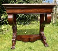French Louis Philippe Console Table (3 of 7)