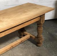 French large oak farmhouse dining table (26 of 38)