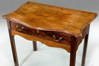 Chippendale Period Mahogany Side Table (3 of 5)