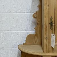 Antique Pine Ladies Dresser (7 of 7)