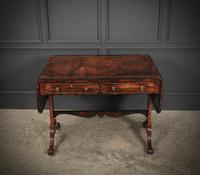 Magnificent Regency Rosewood Sofa Table (23 of 23)