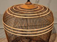 Late 19th Century Bamboo Birdcage (2 of 3)