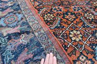Antique Mahal carpet 369x262cm (2 of 10)