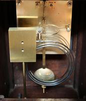 Solid Carved Oak Bracket Clock (4 of 11)