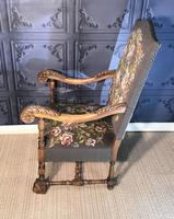Carved Oak Chair (14 of 19)