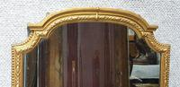 Good English Gilt Arched Top Mirror (2 of 6)