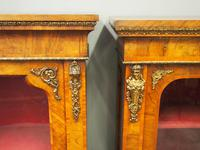 Matched Pair of Victorian Display Cabinets (10 of 17)