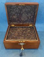Victorian Rosewood Jewellery Box (13 of 15)