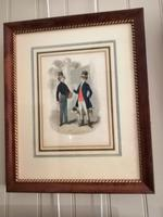 Set of Four Fine Prints by Joseph Couts - The Tailors Cutting Room (2 of 15)