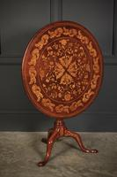 18th Century Dutch Marquetry Inlaid Occasional Table (8 of 14)