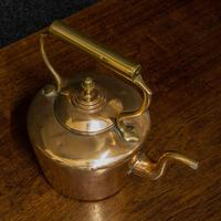 Victorian Copper Kettle (3 of 6)