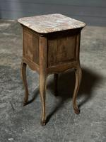 Pair of French Marble Top Bedside Cupboards (15 of 26)