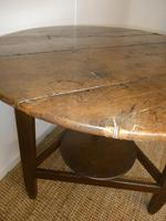 English 18th Century Cricket Table (2 of 7)