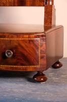 19th Century Mahogany Dressing Table Mirror with Three Drawers (12 of 21)