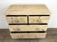 Antique Pine Chest of Drawers (m-1490) (3 of 7)