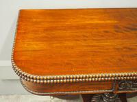 Georgian Mahogany Foldover Tea Table (10 of 15)