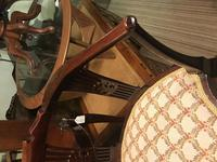 Unusual Pretty Shaped Corner Chair (4 of 11)