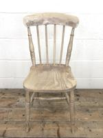 Pair of 19th Century Ash & Elm Chairs (8 of 10)