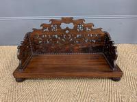 Regency Period Rosewood Book Carrier (3 of 9)