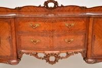 Antique French Inlaid Kingwood Sideboard (5 of 16)