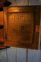 Small Georgian Oak Corner Cupboard (9 of 10)