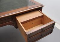 19th Century French Walnut Writing Table (12 of 13)