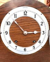Fabulous Early 1940's English Striking Mantel Clock by Garrard. (6 of 8)