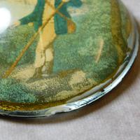 19th Century Convex Paperweight (4 of 5)