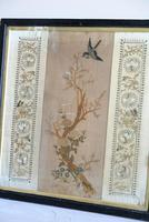 Decorative Chinese Silk Embroidered Panel (8 of 11)