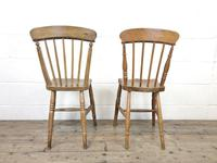 Set of Four Mix & Match Farmhouse Chairs (9 of 9)