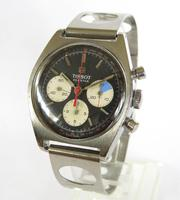 Gents 1970s Tissot Seastar Yachting Wrist Watch, Model 40.502 (2 of 6)